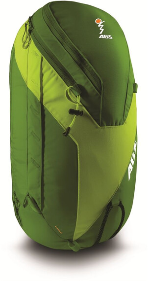 ABS Vario Zip-On 24 Lime Green